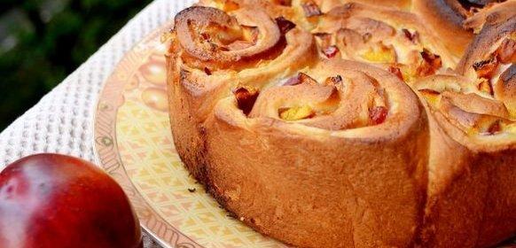 Вкусных дрожжевых пирогов с