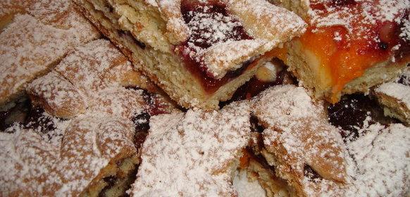 Рецепты фруктовых тортов без теста с фотографиями