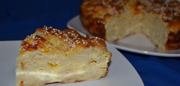 Пирог овсянки рецепт с фото