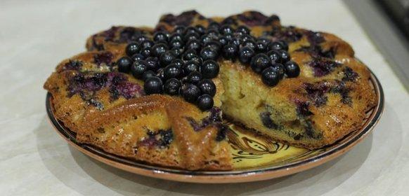 пирог с смородиной рецепт с фото пошагово