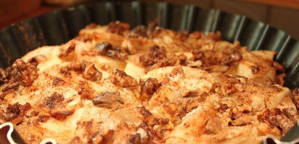 Орешки в духовке рецепт фото