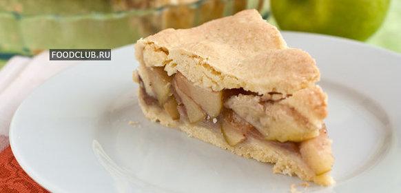 Песочное пирог с яблоками рецепт пошагово в духовке