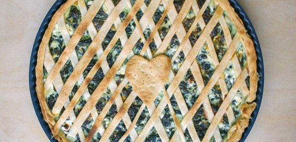 Рецепты осетинские пироги рецепты пошагово со