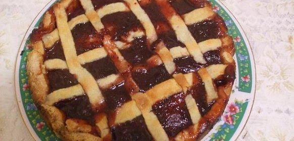 Пирог с вареньем рецепт в домашних условиях