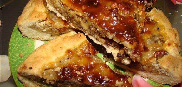 Вкусный песочный пирог рецепт пошагово