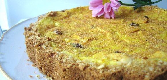 пирог овсянки рецепт фото
