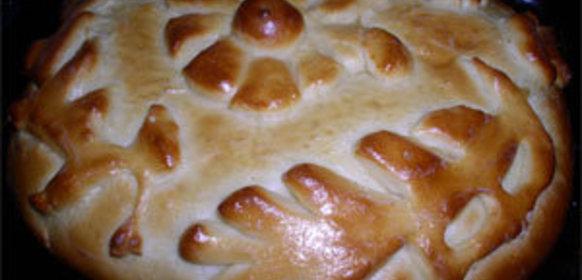 Кулебяка рецепт пошаговый с фото