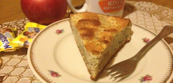 Пирог проще простого рецепт пошагово