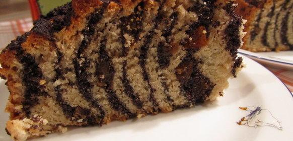 Открытый маковый пирог рецепт