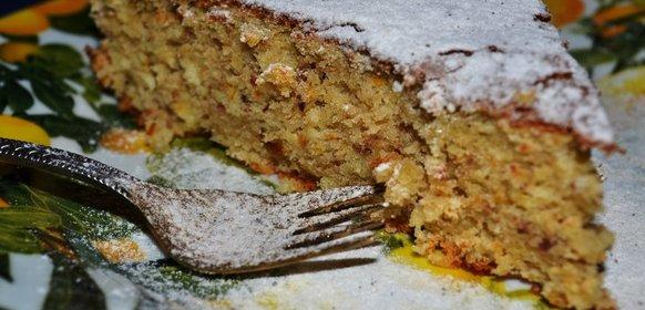 мандариновый пирог рецепт с фото