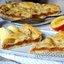 Пирог из слоеного теста с яблочным повидлом рецепт