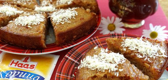 Арабский пирог с