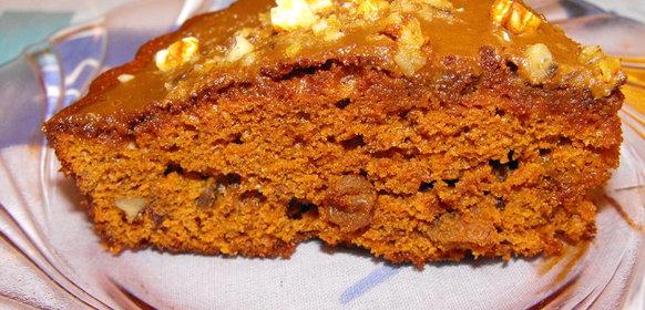 Пирог на сгущёнке рецепт с фото пошагово