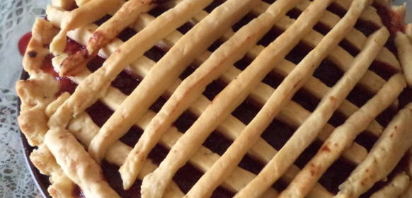 Слоеный пирог с вареньем рецепт пошагово
