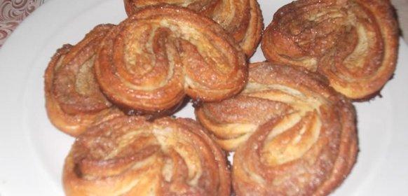 Булочки с сахаром пошаговый фото рецепт