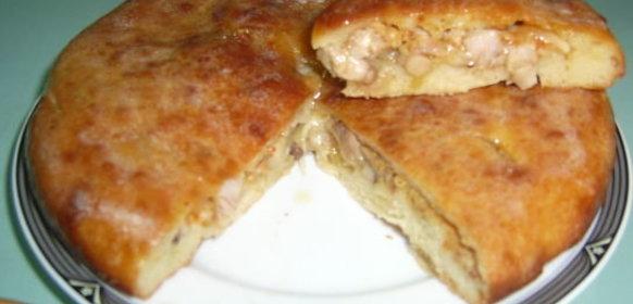 Рецепты пирогов с начинкой в домашних условиях с фото